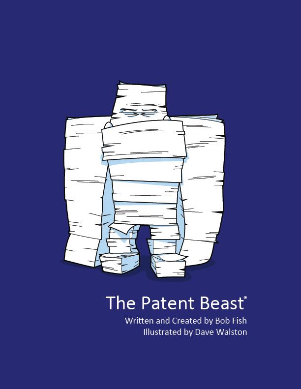 The Original Patent Beast Comic Compendium cover